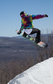 ski the catskills