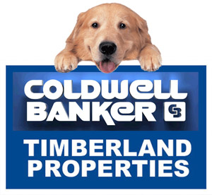 Coldwell Banker Timbreland Properties Logo